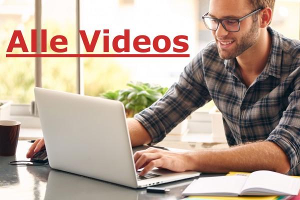 Alle Lernvideos zum Sackmann