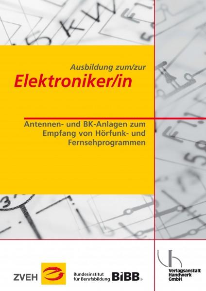 Antennen- und BK-Anlagen zum Empfang von Hörfunk- u. Fernsehprogrammen