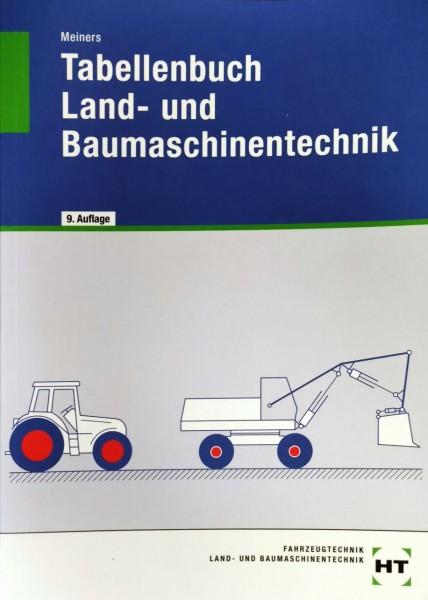 Tabellenbuch für Landmaschinenmechaniker
