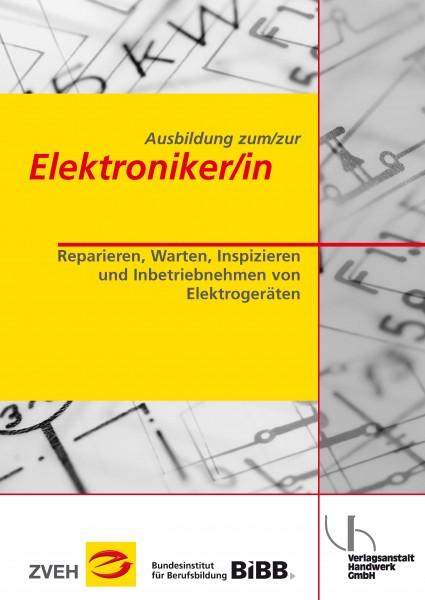 Reparieren, Warten, Inspizieren und Inbetriebnehmen von Elektrogeräten