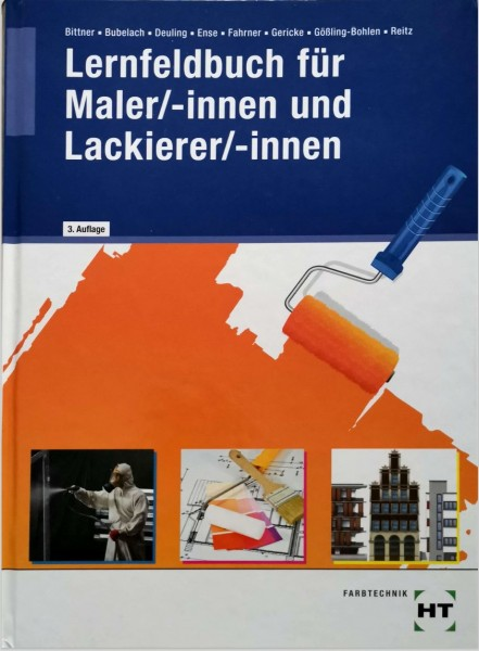Lernfeldbuch für Maler und Lackierer