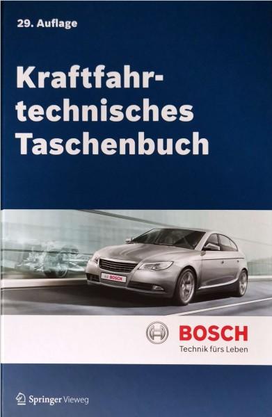 Bosch Kraftfahrtechnisches Taschenbuch