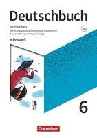 Deutschbuch Gymnasium 6. Schuljahr - Berlin, Brandenburg, Mecklenburg-Vorpommern, Sachsen, Sachsen-A