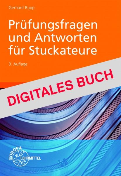 Prüfungsfragen und Antworten für Stuckateure - Digitales Buch