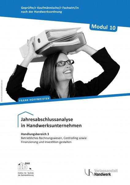 Modul 10: Jahresabschlussanalyse in Handwerksunternehmen