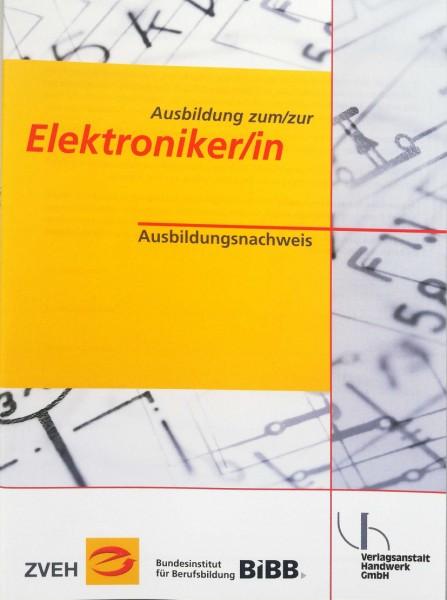 Tägliches Berichtsheft Elektroniker