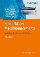 Roloff/Matek Maschinenelemente - Normung, Berechnung, Gestaltung