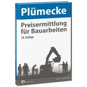 Plümecke - Preisermittlung für Bauarbeiten Gebunden.