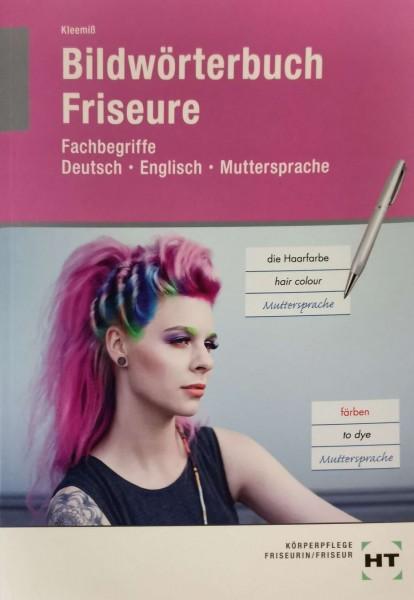 Bildwörterbuch Friseure