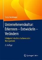 Unternehmenskultur - Erkennen - Entwickeln - Verändern