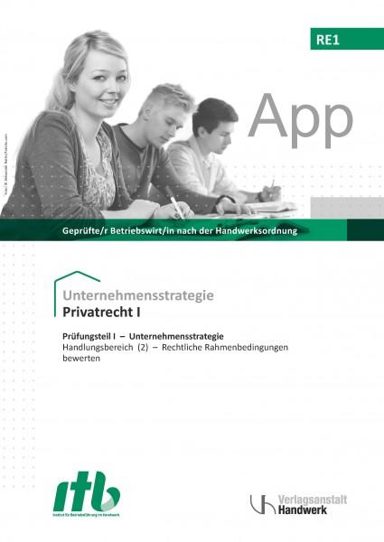 RE1 - Privatrecht I