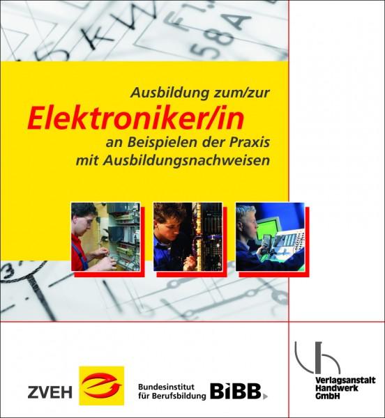 * Ausbildung zum Elektroniker, Band 1.