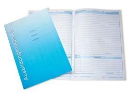Ausbildungsnachweisheft - wöchentliche Eintragung der Berichte