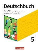 Deutschbuch Gymnasium 5. Schuljahr - Berlin, Brandenburg, Mecklenburg-Vorpommern, Sachsen, Sachsen-A