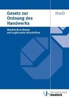 Gesetz zur Ordnung des Handwerks (Handwerksordnung)