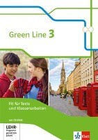 Green Line 3. Fit für Tests und Klassenarbeiten mit Lösungsheft und CD-ROM