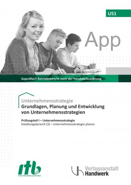 US1 - Grundlagen, Planung und Entwicklung von Unternehmensstrategien