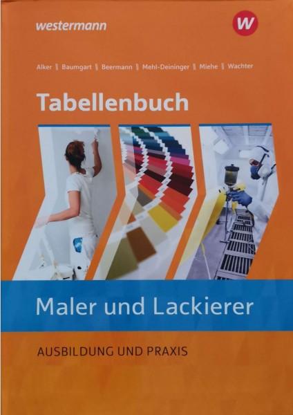 Tabellenbuch Maler/-innen und Lackierer/-innen