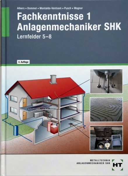 Fachkenntnisse 1 Anlagenmechaniker SHK