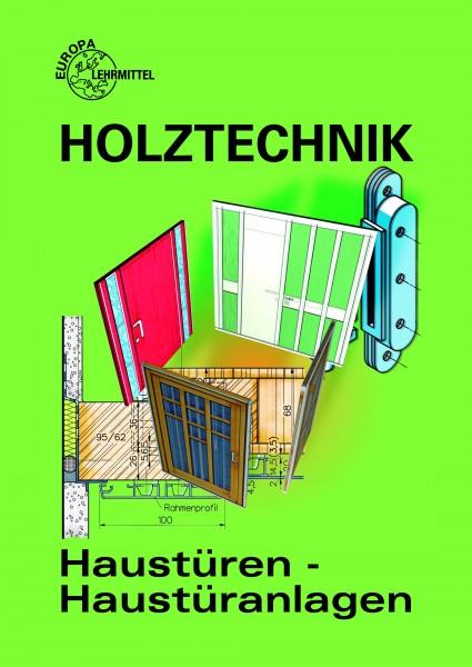 Holztüren - Haustüranlagen