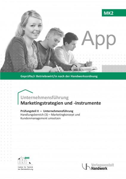 MK2 - Marketingstrategien und Instrumente