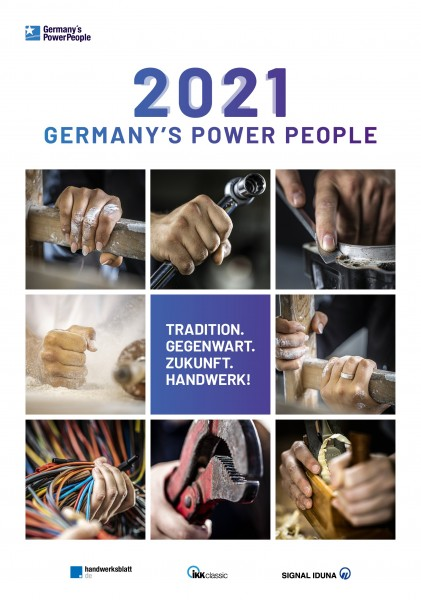 Germany`s Power People 2021