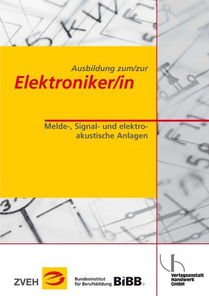 Melde-, Signal- und elektroakustische Anlagen