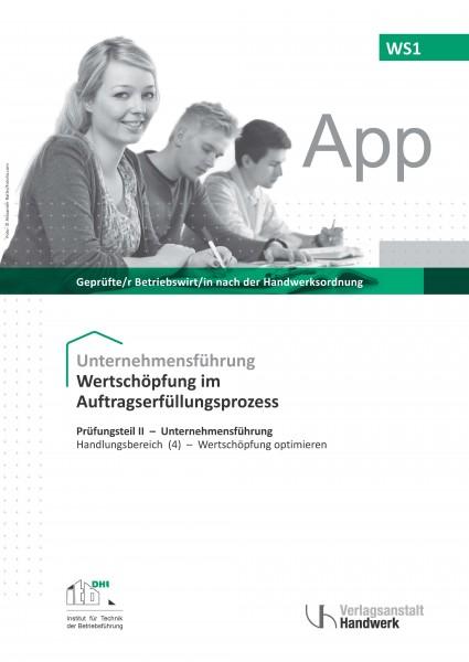 WS1 - Wertschöpfung im Auftragserfüllungsprozess