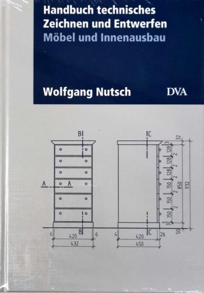 Handbuch technisches Zeichnen und Entwerfen Möbel und Innenausbau