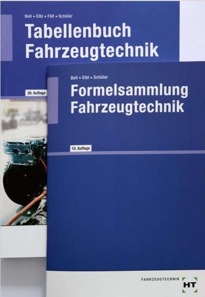 Paketangebot Tabellenbuch und Formelsammlung Fahrzeugtechnik