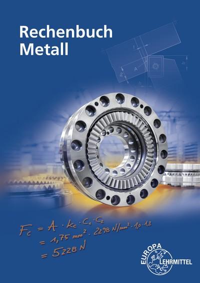 Rechenbuch Metall Lehr- und Übungsbuch