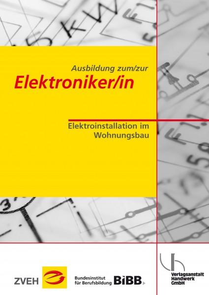 Elektroinstallation im Wohnungsbau.