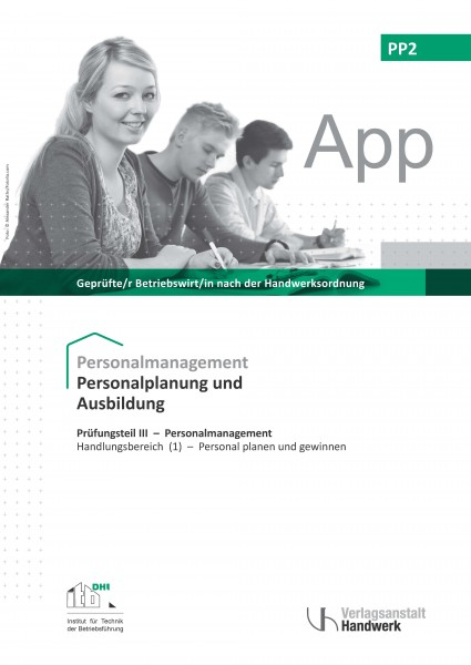 PP2 - Personalplanung und Ausbildung