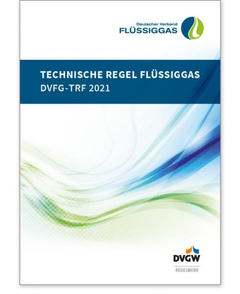 TRF Techische Regeln Flüssiggas 2021