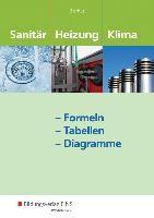 Sanitär-, Heizungs- und Klimatechnik. Formelsammlung