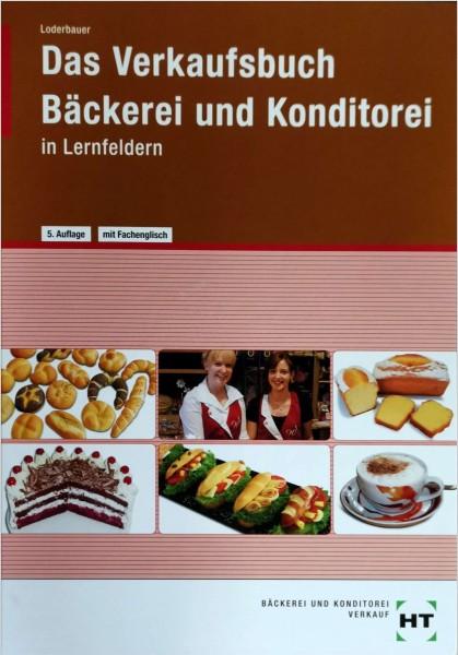 Das Verkaufsbuch Bäckerei und Konditorei