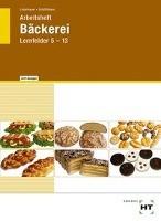 Arbeitsheft mit eingetragenen Lösungen Bäckerei