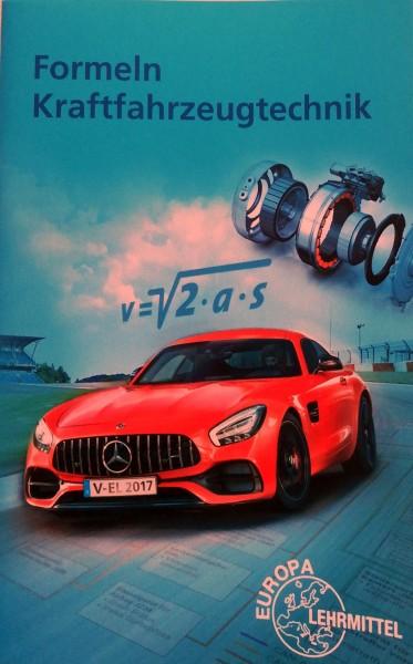 Formeln Kraftfahrzeugtechnik