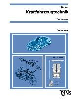 Kraftfahrzeugtechnik Technologie. Fachstufen. Arbeitsblätter