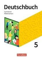 Deutschbuch Gymnasium 5. Schuljahr - Niedersachsen - Schülerbuch