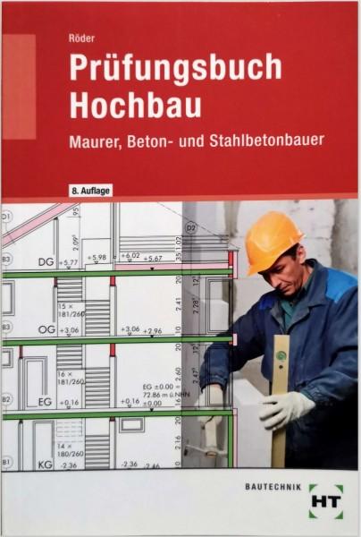 Prüfungsbuch Hochbau